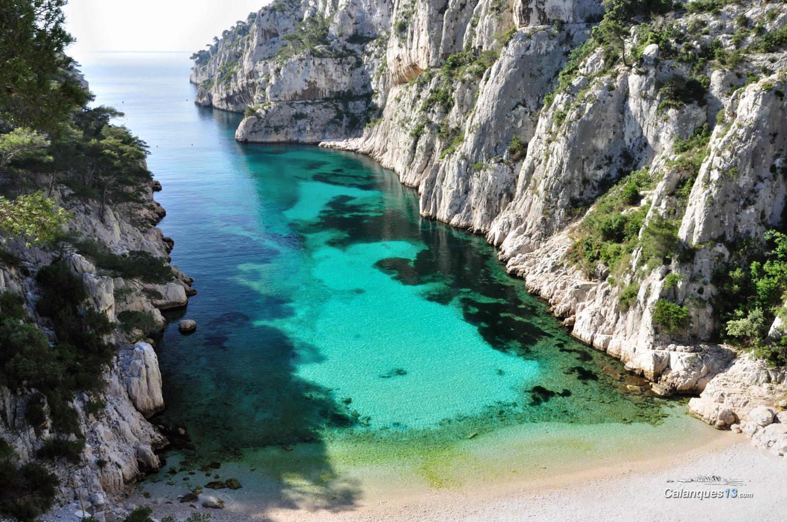 Provence-calanques