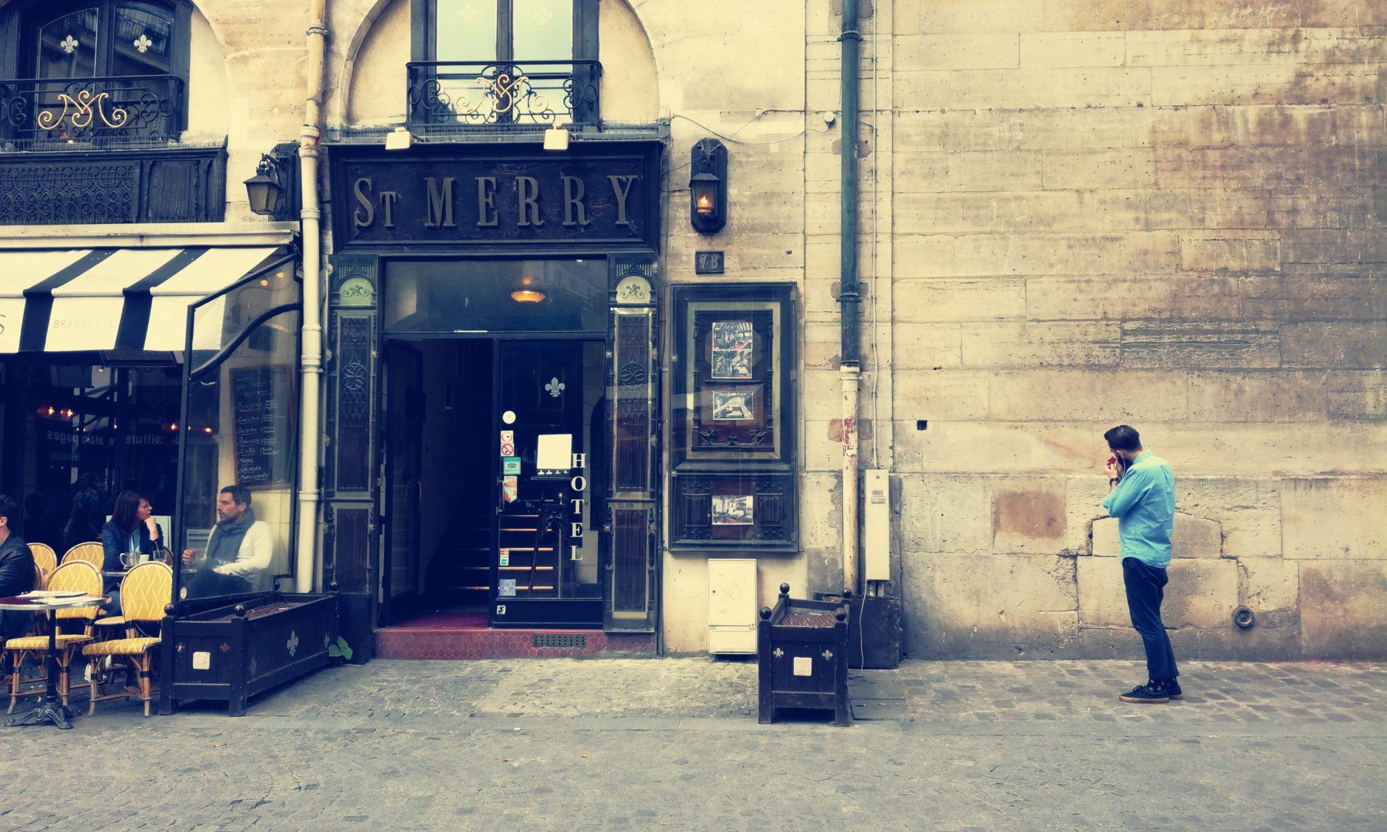 hôtel-saint-merry
