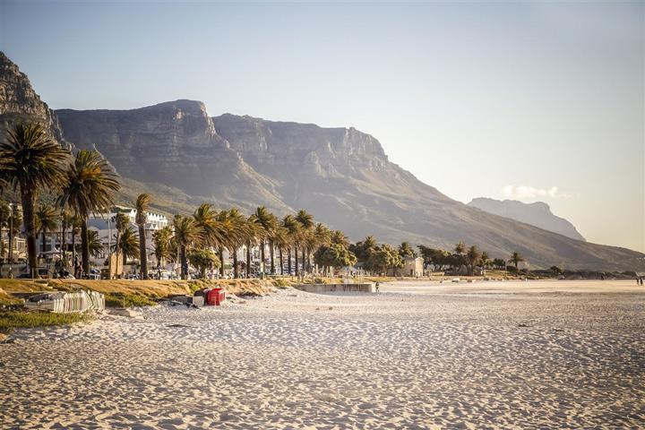 Camps Bay - Le Cap - Afrique du Sud