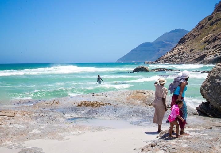 Noordhoek Beach - Le Cap - Afrique du Sud
