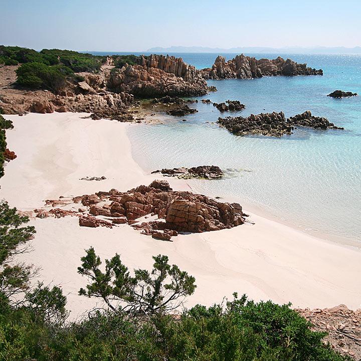 Spiaggia Rosa (Pink Beach)