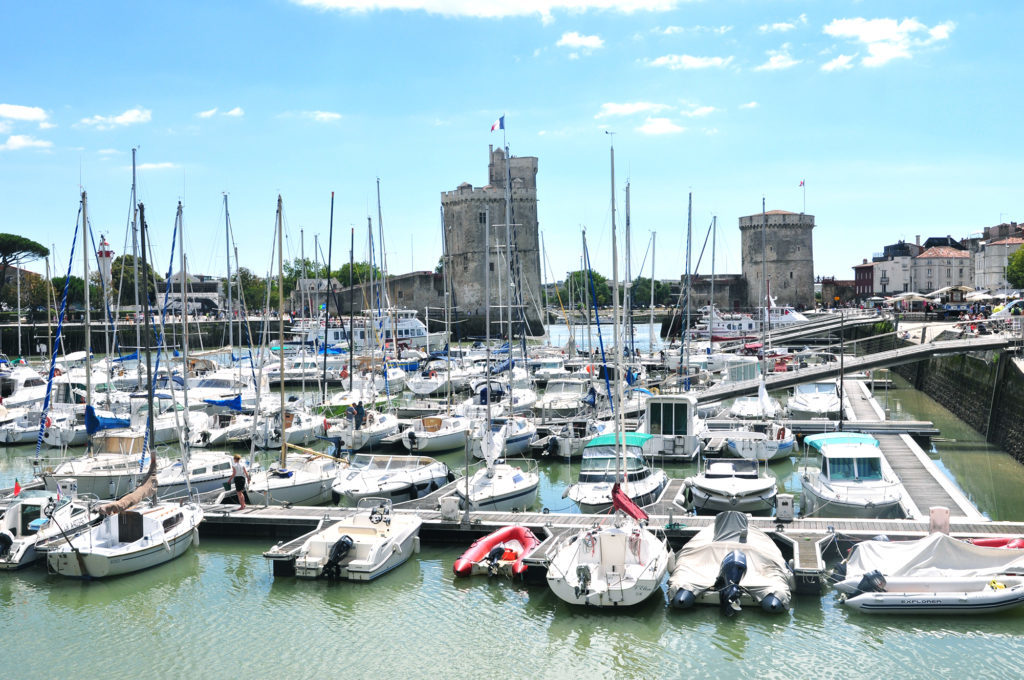 Bateaux-au-port-de-La-rochelle-1