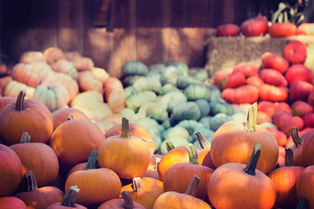 #OCTOBRE – Fruits et légumes de saison