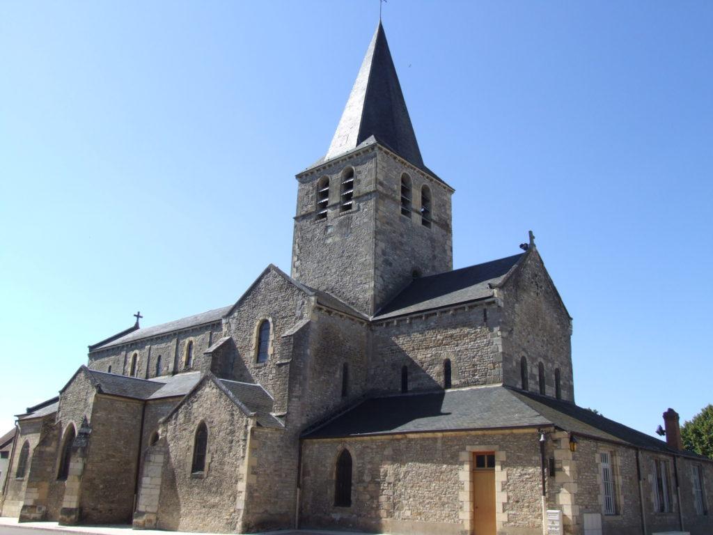Saint-Pierre-le-Moûtier, ville d'art et d'histoire