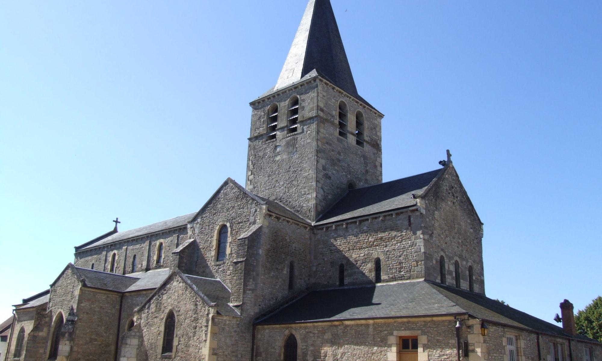 Saint-Pierre-le-Moûtier